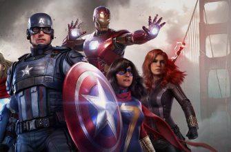 Впечатления от «Мстители Marvel» на обычной PS4