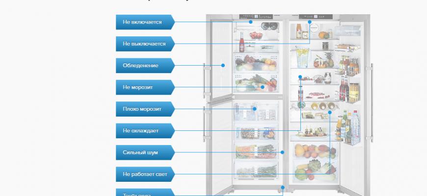 Как выбрать сервис, если сломался холодильник?