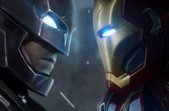 Железный человек против Бэтмена в новом кроссовере Marvel и DC