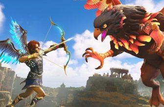 Утечка. Дата выхода Immortals: Fenyx Rising от Ubisoft