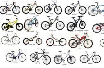 Классификация велосипедов: какую модель выбрать