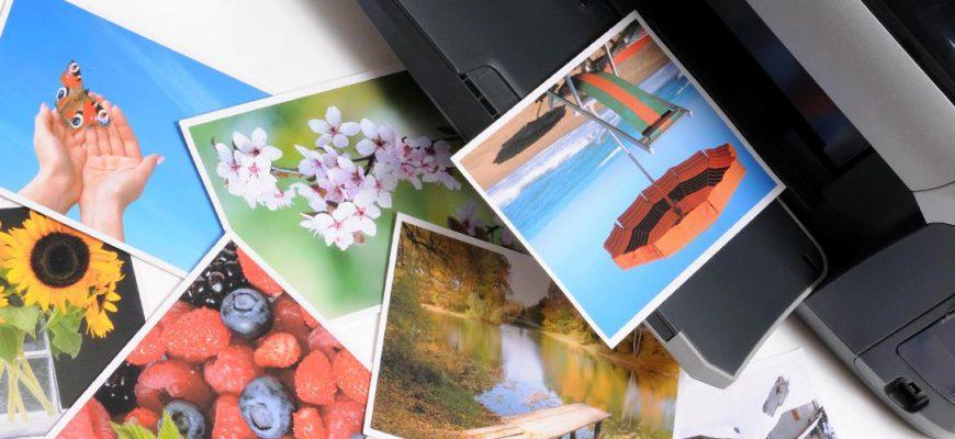 Основные критерии выбора фотобумаги для принтера