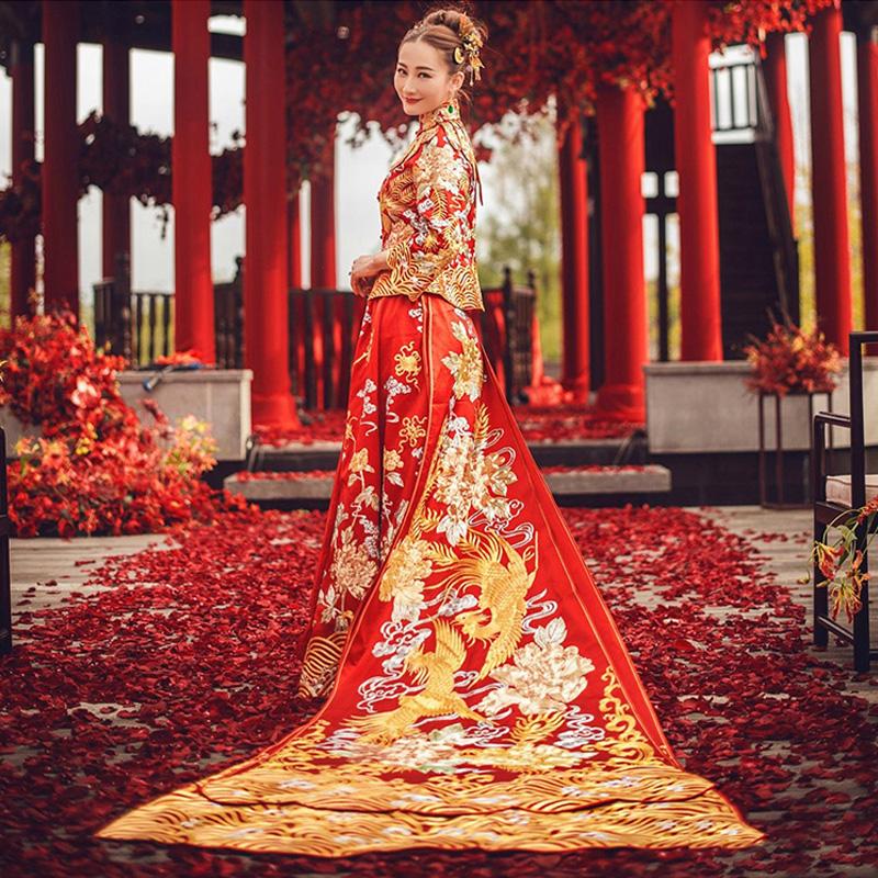 Красочная свадьба по-китайски