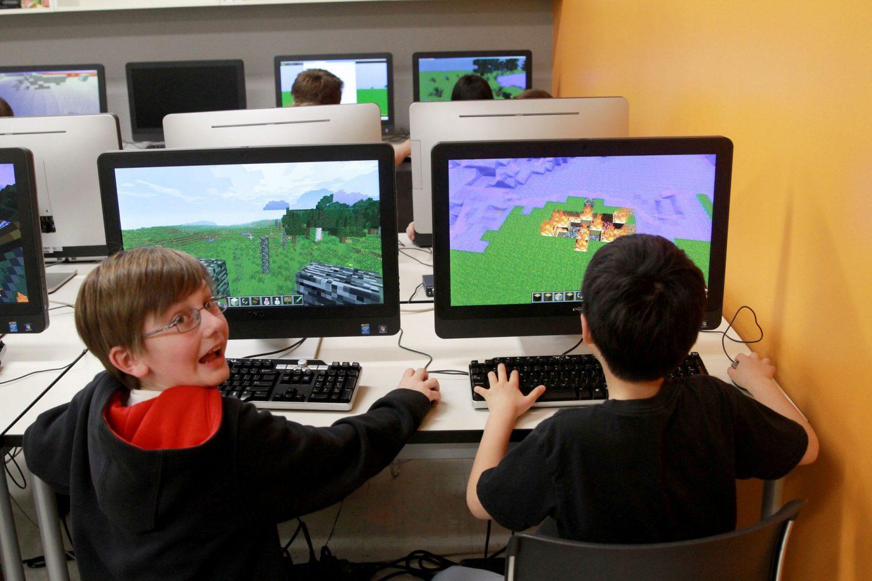 Преимущества компьютерных игр в интернете