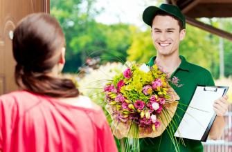 Преимущества цветов с доставкой Херсон