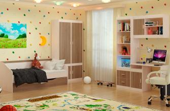 Оформление интерьера и покупка мебели