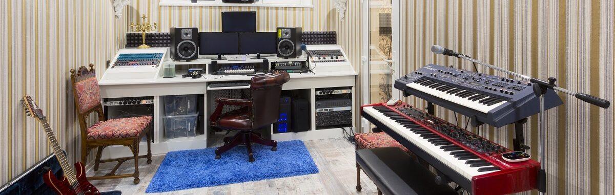 Студия звукозаписи TOPSOUND